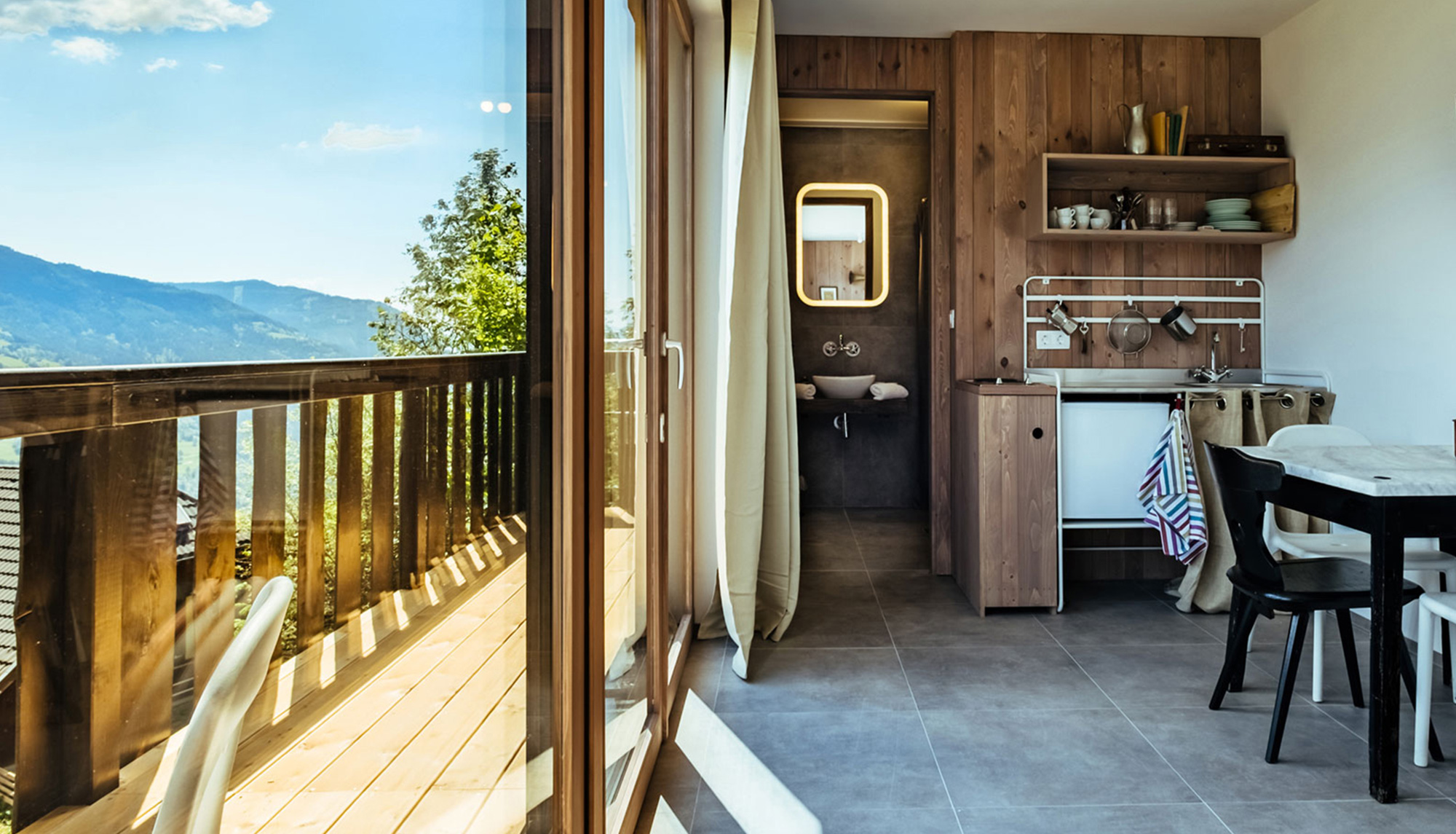 Küche Tiny House