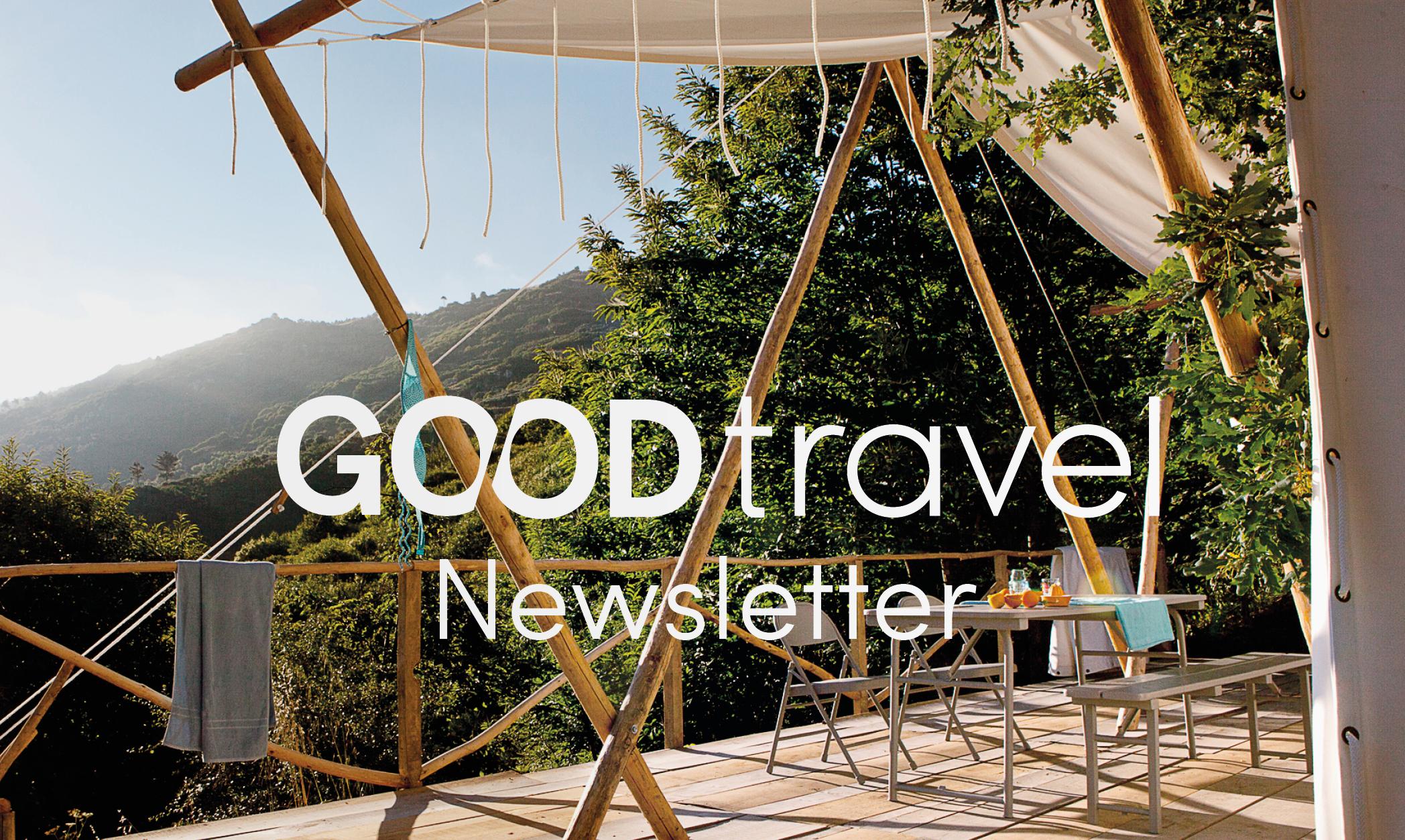 Gewinne einen Good Travel Reisegutschein