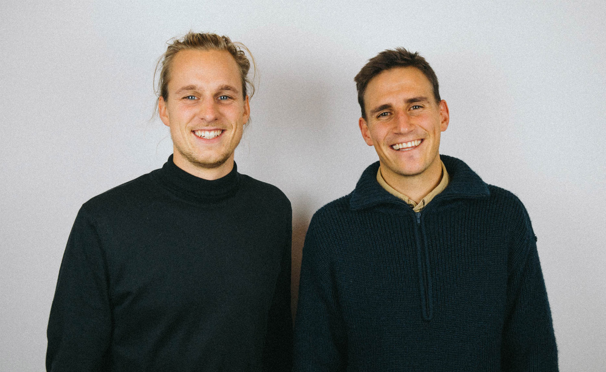 Die Gründer von Salzwasser: Lennart und Jan