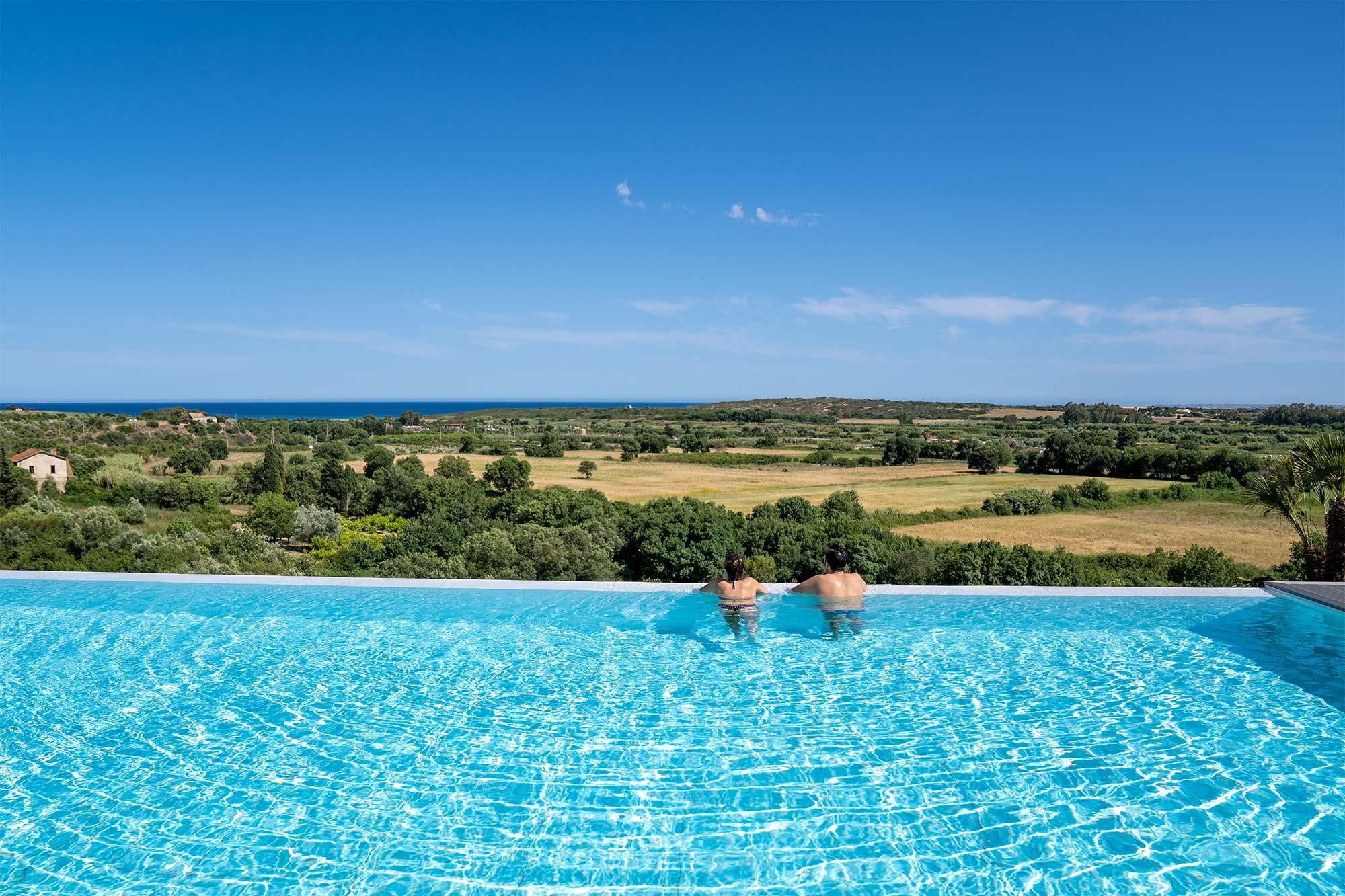 Pool von I Carusi