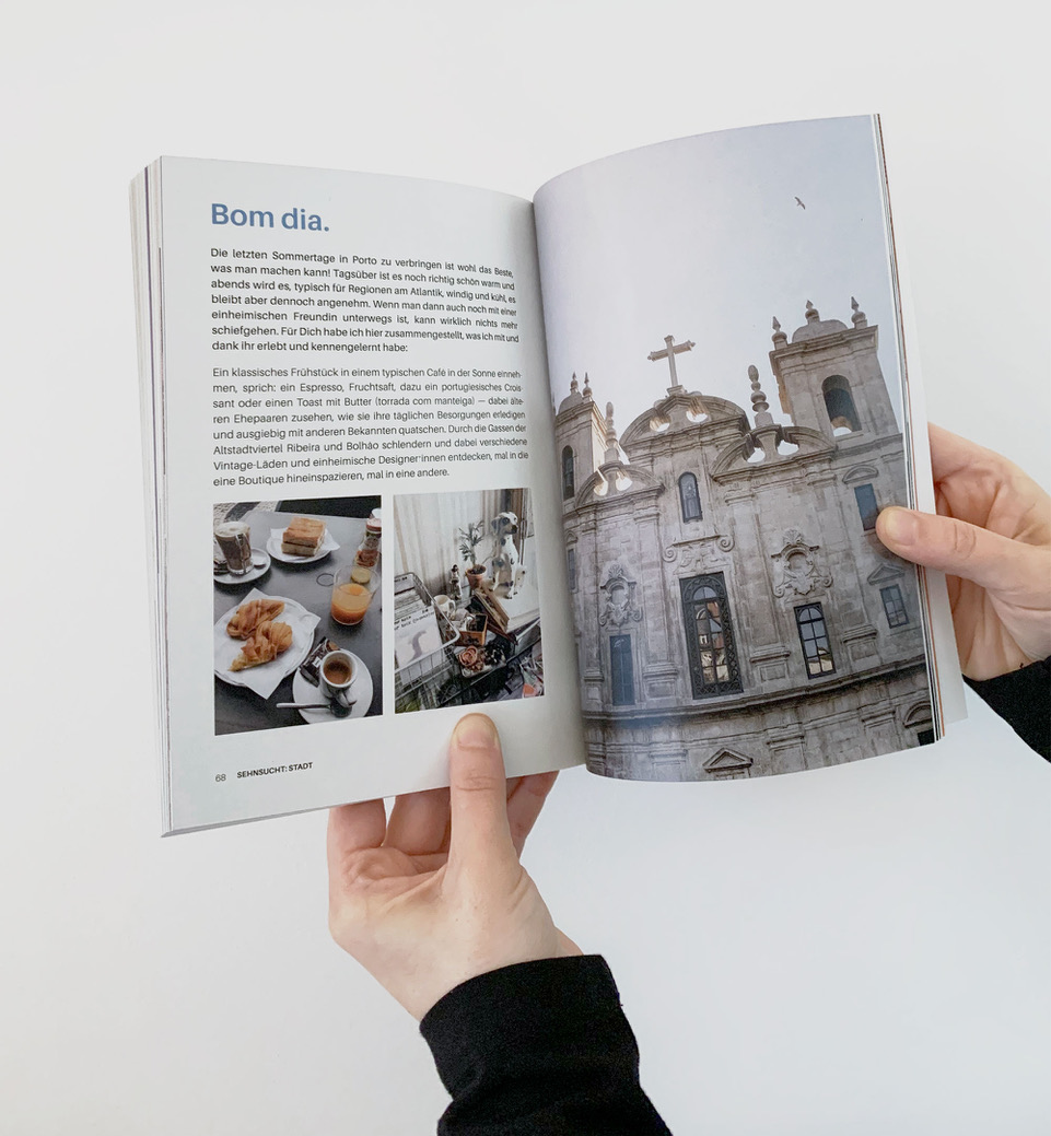 The travel report about the beautiful city of Porto