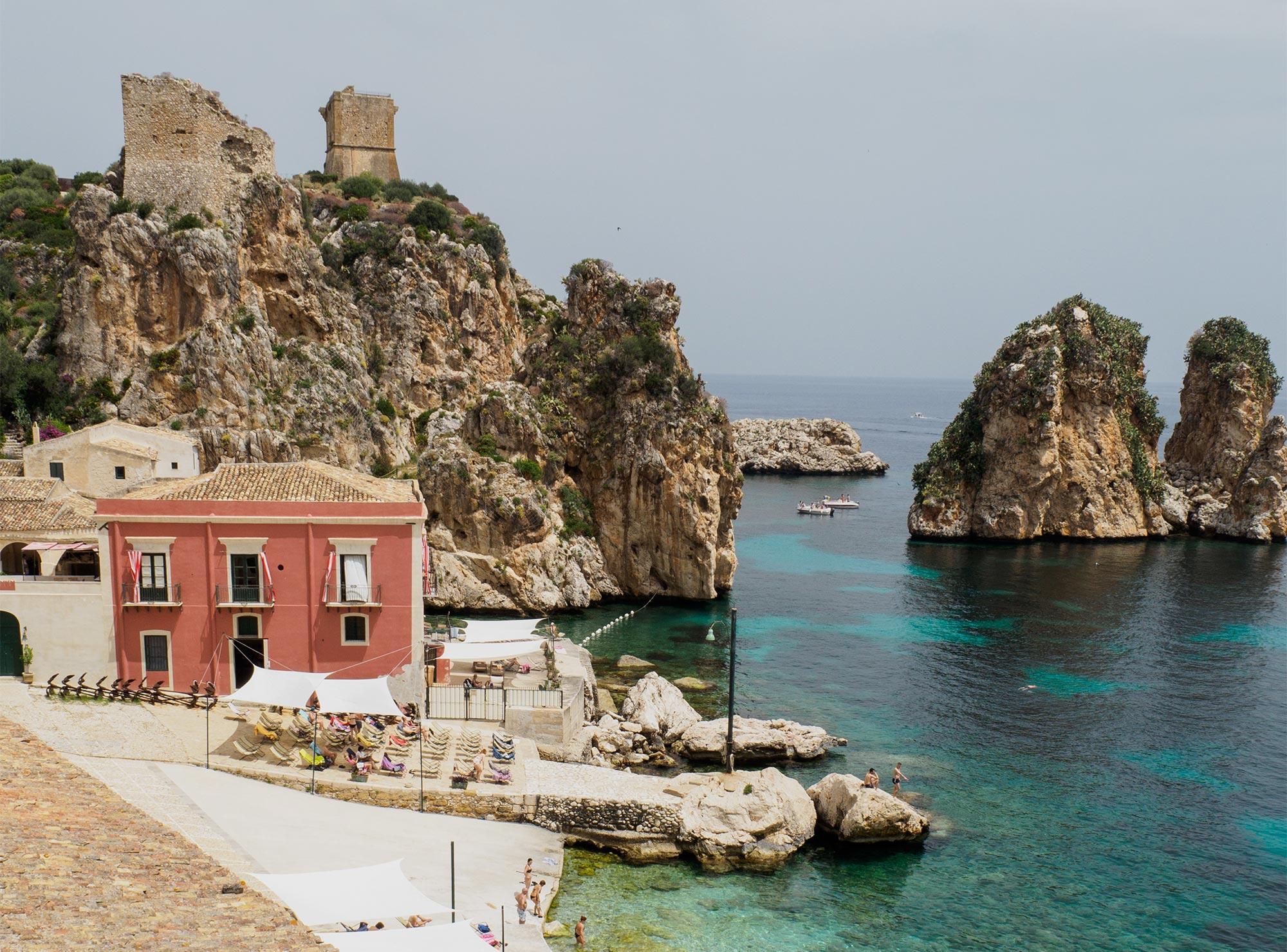 Opener Mafiafreies Reisen auf Sizilien