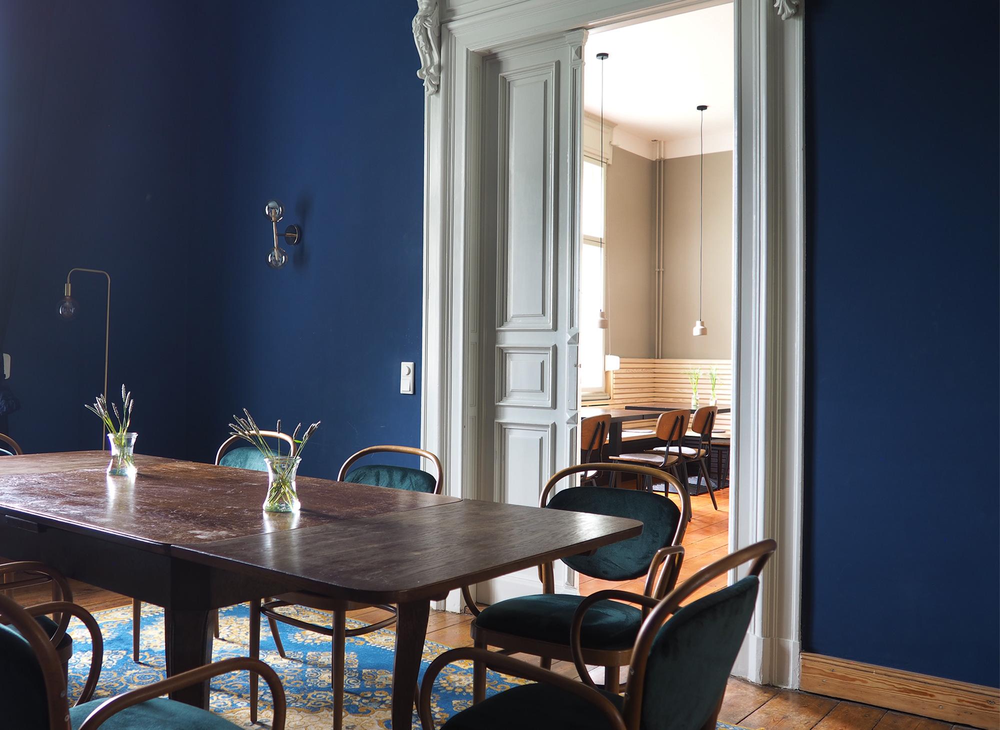 Opener dining room Boltenhof