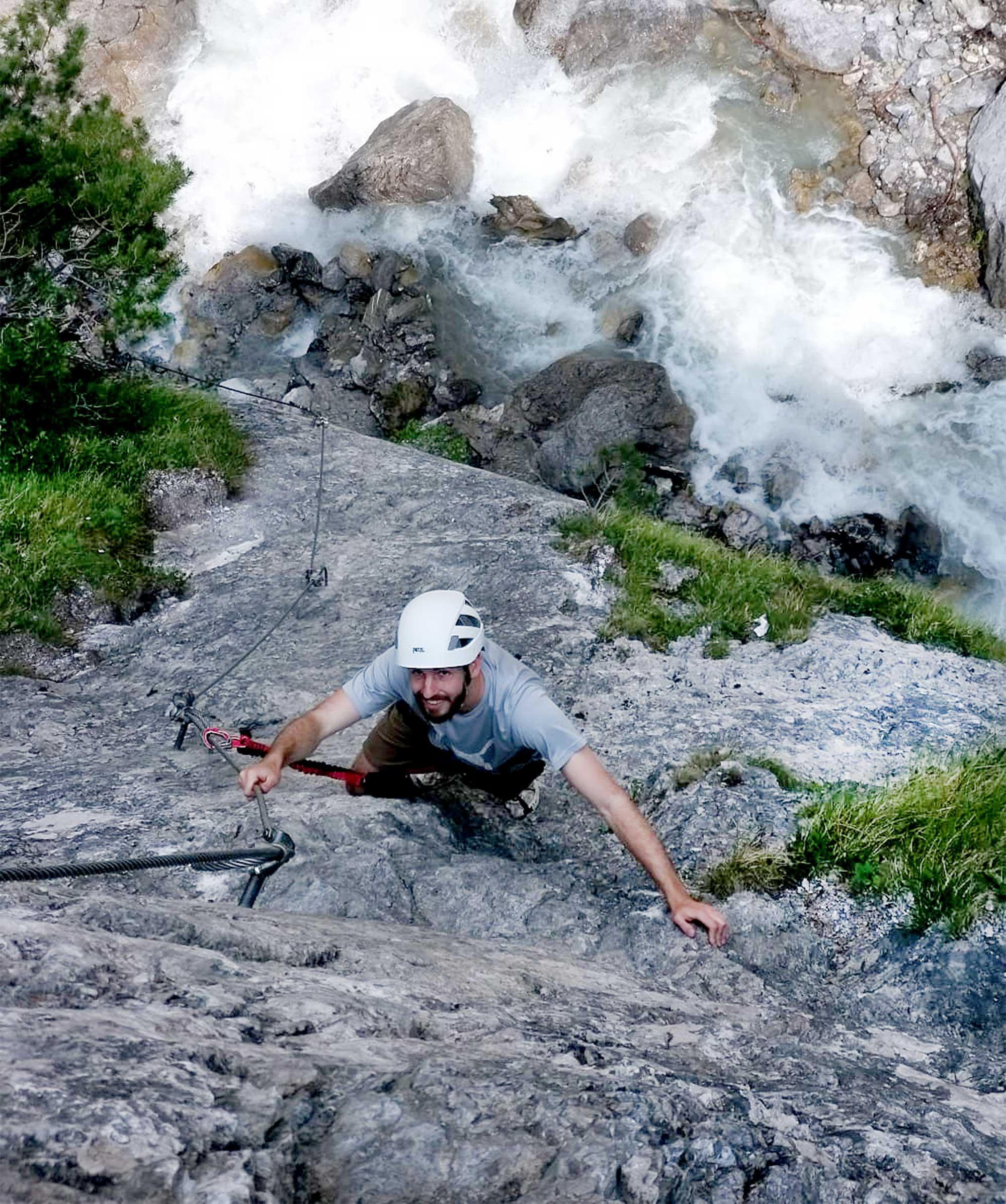 Challenge Klettern