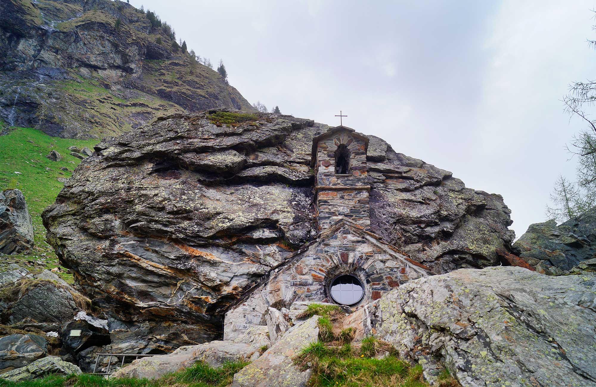 Nationalpark der Alpen