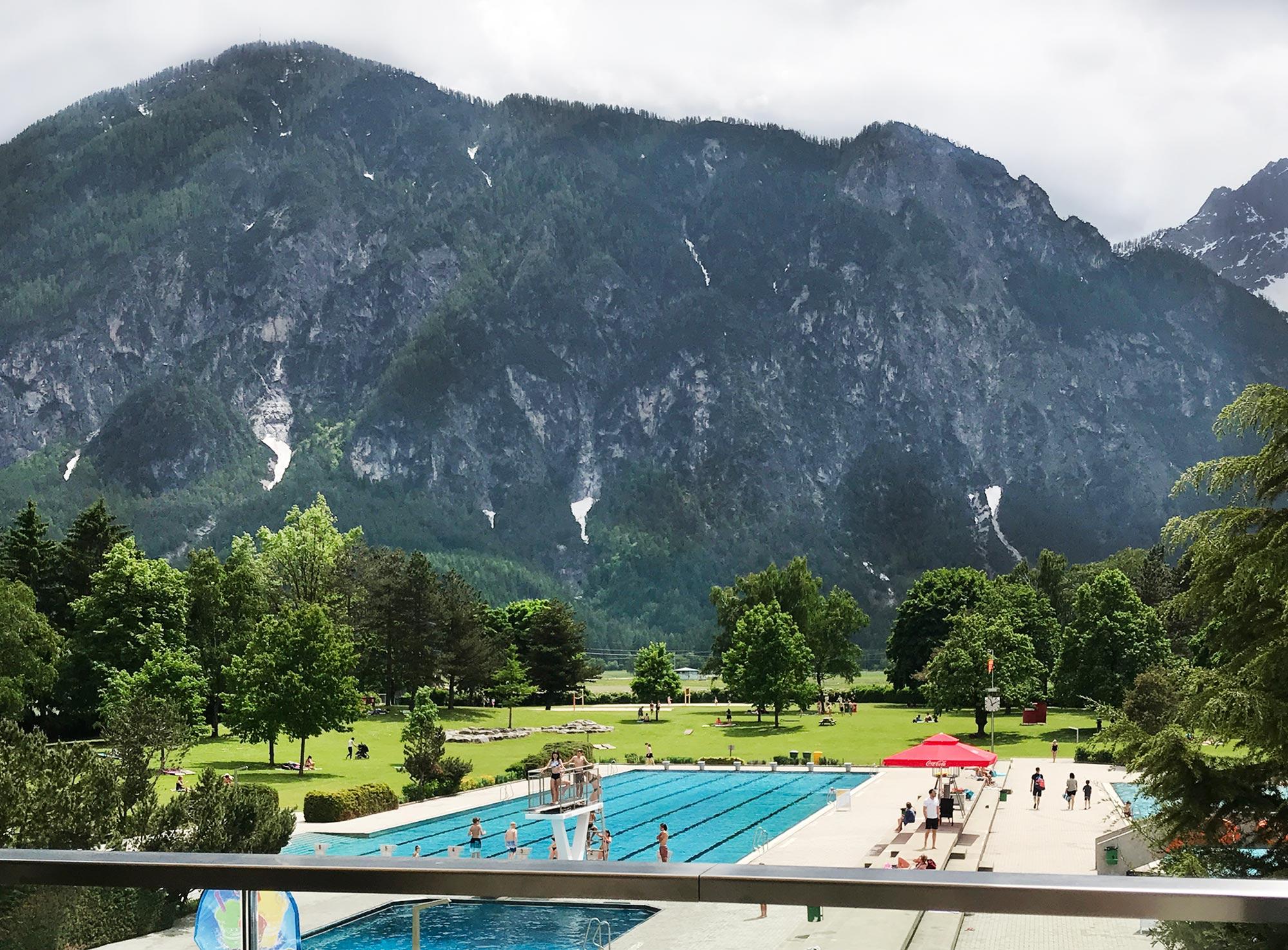 Tipp: Dolomitenbad Lienz