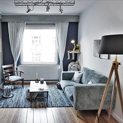 Insight into the modern apartment of Green Phenicia