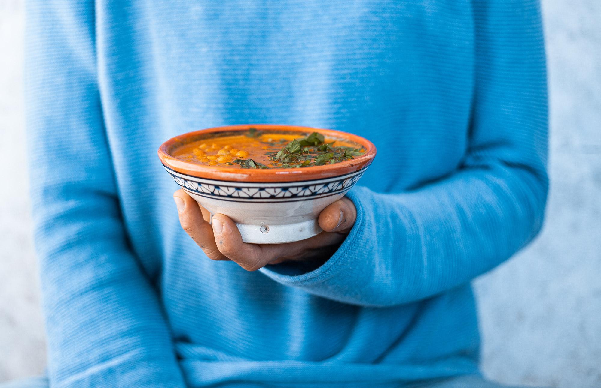Gesundes und regionales Essen