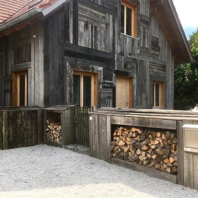 Die Mühle 10 unweit von München