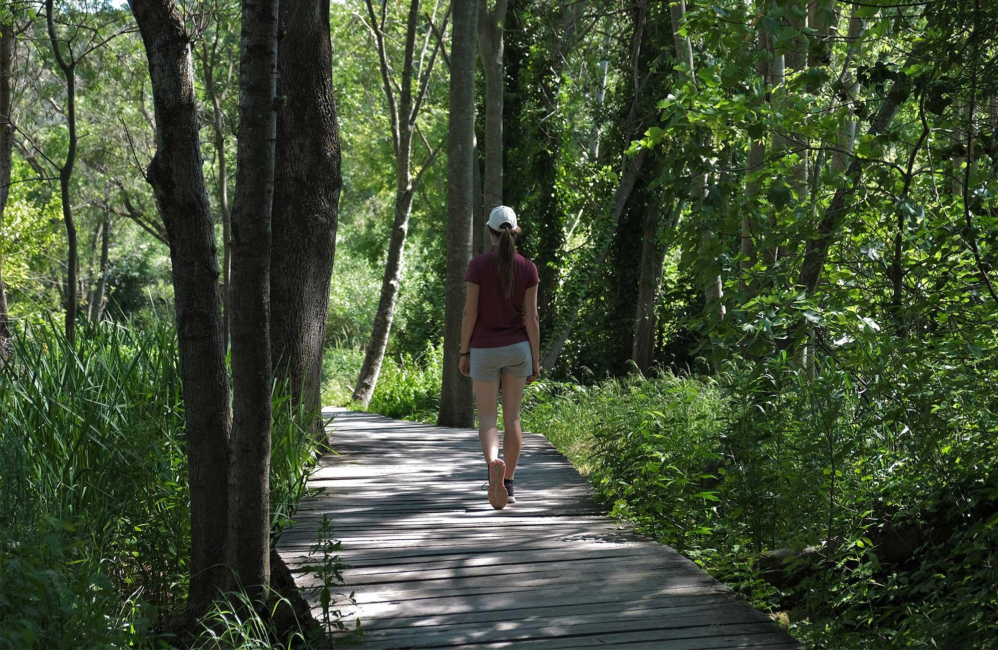 Wandern im Krka Nationalpark