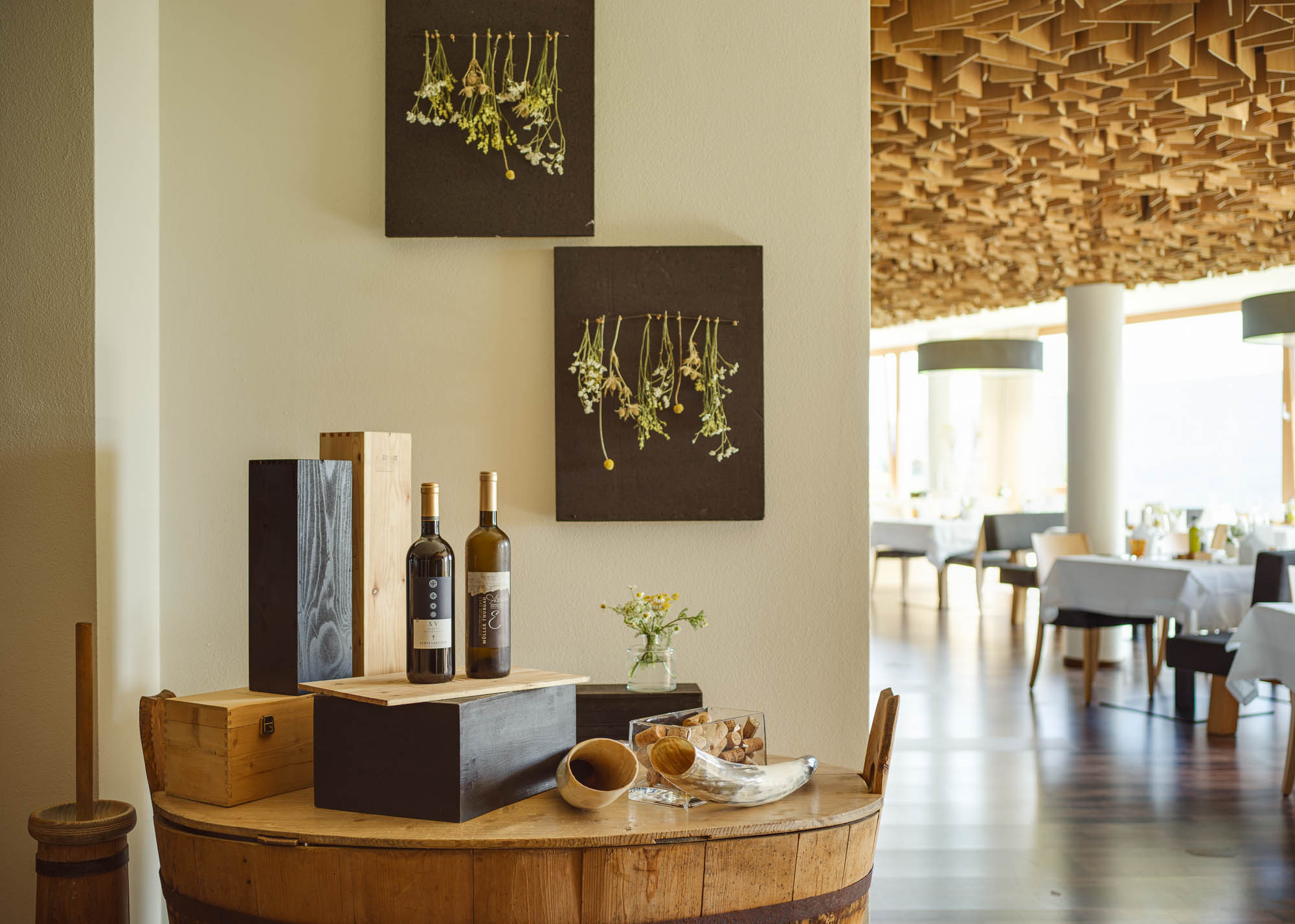 Enjoy organic cuisine in the Gitschberg