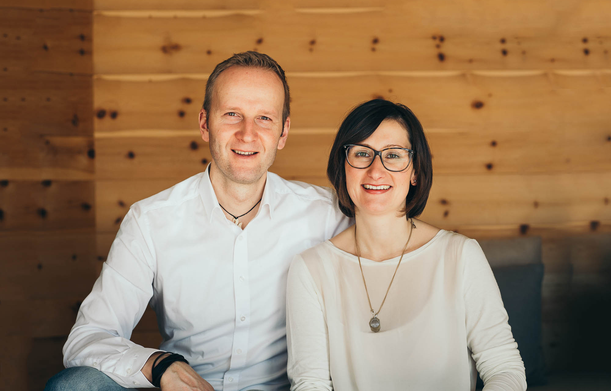 Barbara and Horst Peintner are currently in the process of being certified as an organic hotel with their Gitschberg