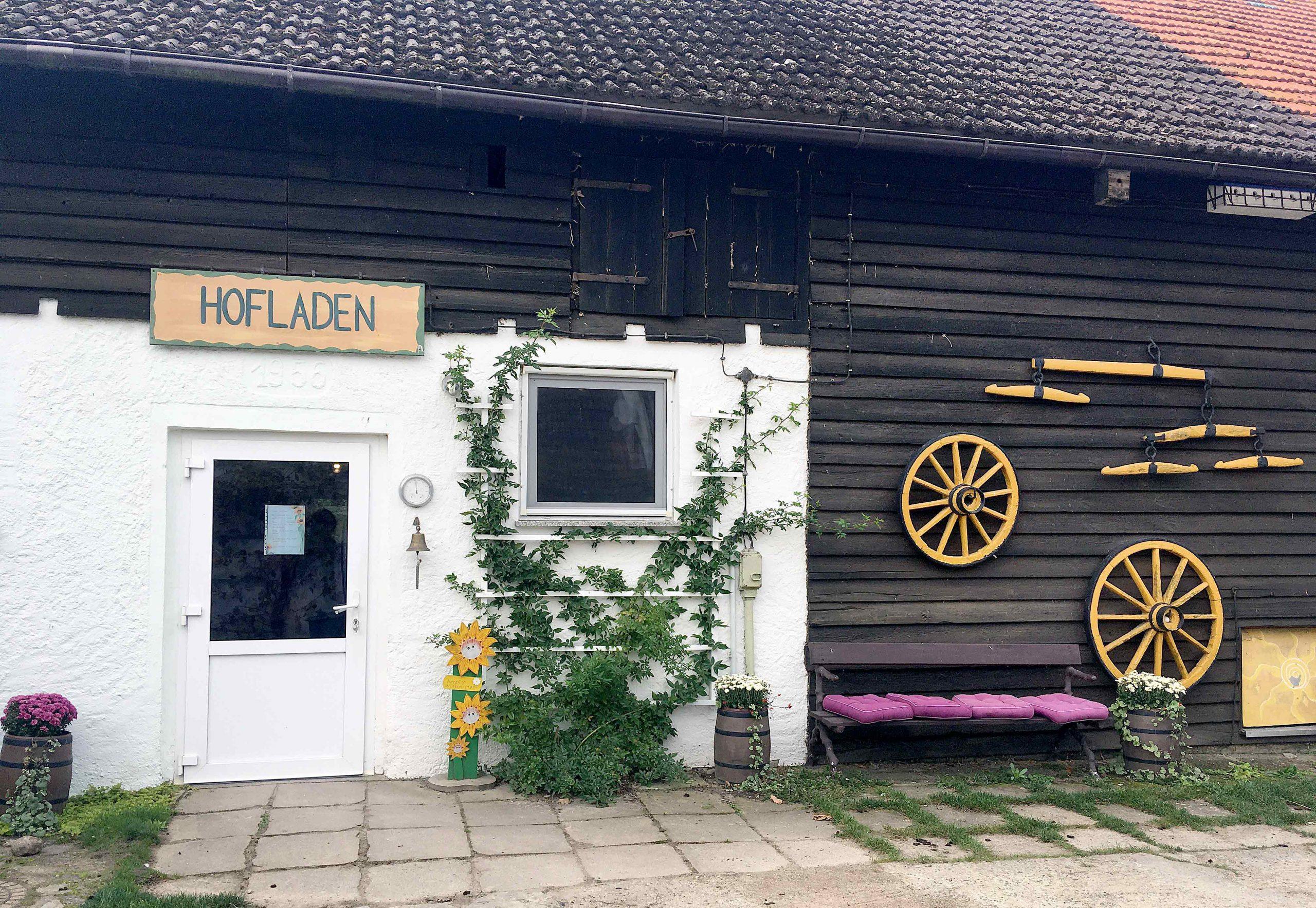 Der Hofladen in Göhren-Lebbin