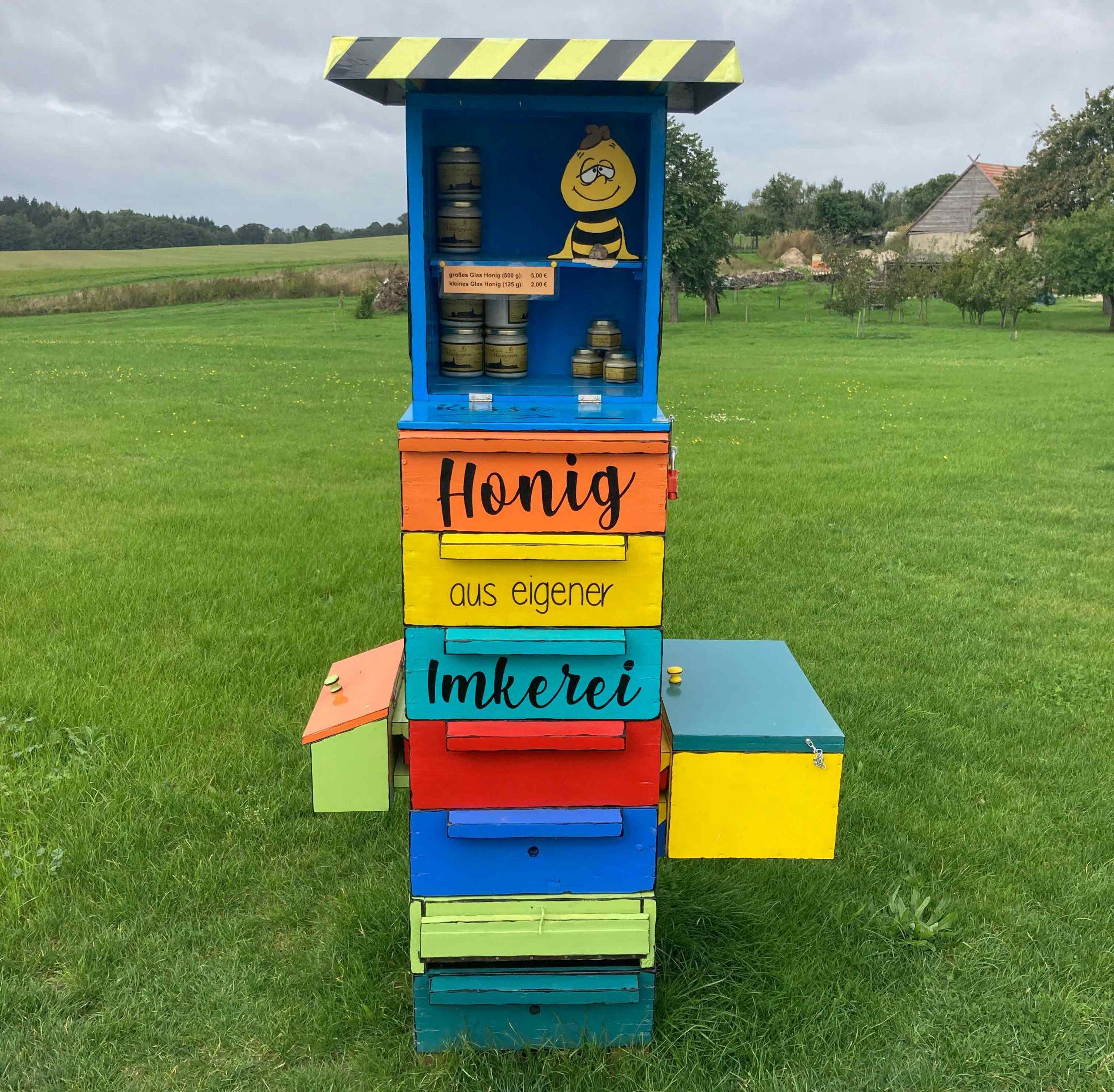 Regionaler Honig vom Imker