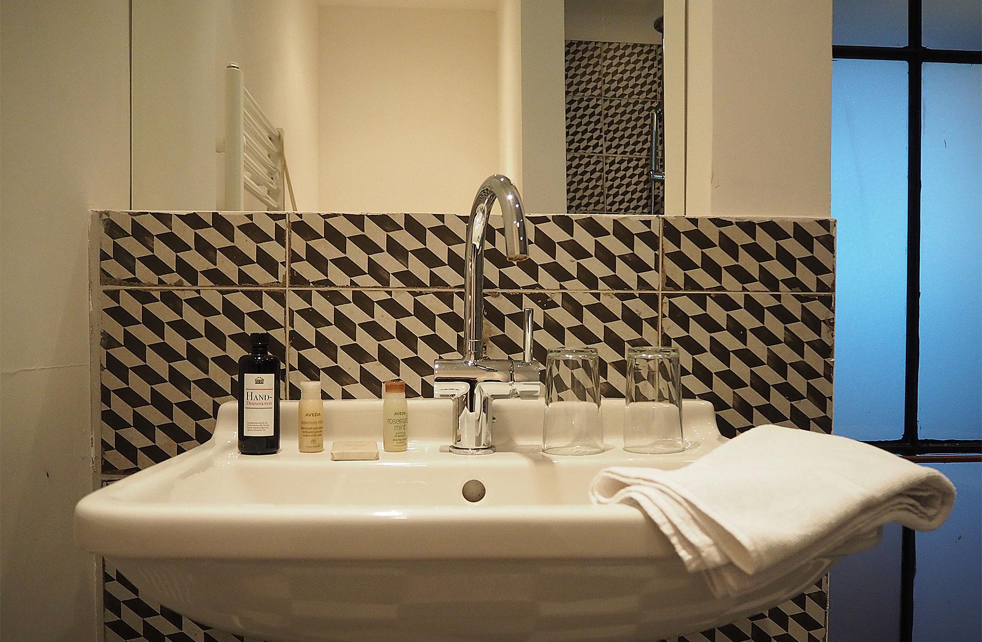 Detailaufnahme Badezimmer